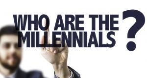 Gen Y, young adults, consumers, Americans