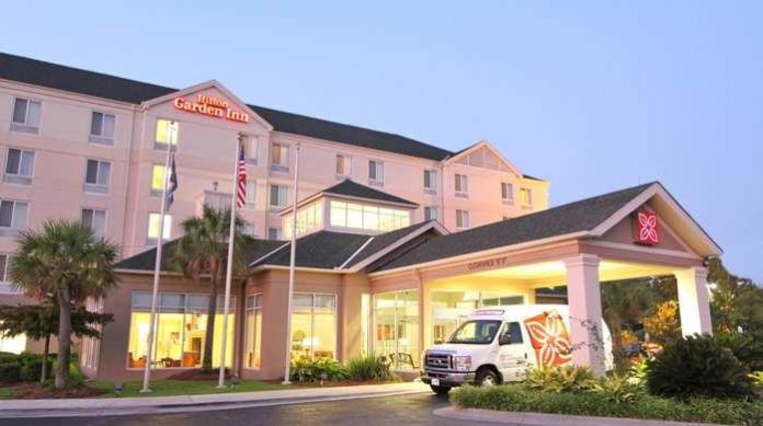 The Hilton Garden Inn Baton Rouge is among a portfolio of three properties Hawkeye Hotels this week acquired from Carey Watermark Investors.
